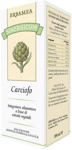 SINERGICUM CARCIOFO 100 ML - Farmaciasvoshop.it