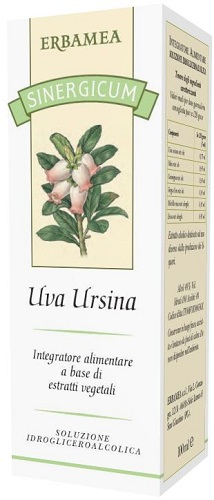 SINERGICUM UVA URSINA 75 ML - Farmaciasvoshop.it