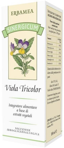 SINERGICUM VIOLA TRICOLOR 75 ML - Farmaciasvoshop.it