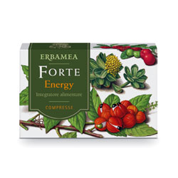 ERBAMEA FORTE ENERGY 24 COMPRESSE - Iltuobenessereonline.it