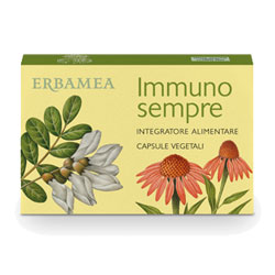 IMMUNOSEMPRE 30 CAPSULE VEGETALI - Farmapage.it