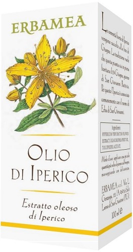 OLIO DI IPERICO 100ML - Farmastar.it