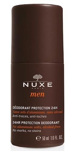 NUXE MEN DEODORANT PROTECTION 24H 50ML - Farmacia Castel del Monte
