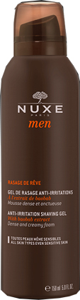 NUXE MEN GEL DE RASAGE ANTI IRRITAZIONI FLACONE 150ML - La farmacia digitale