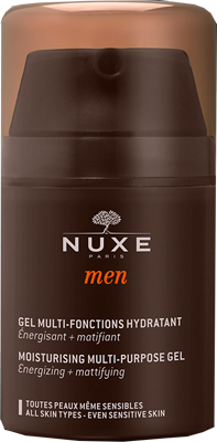 NUXE MEN GEL HYDRATANT MULTI FONCTIONS FLACONE 50ML - FARMAEMPORIO