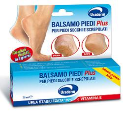 URADERM BALSAMO PIEDI PLUS 75 ML - Farmastar.it