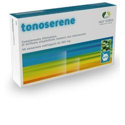 TONOSERENE 40 COMPRESSE SUBLINGUALI - Farmacia 33