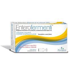 ENTEROFERMENTI 2 MLD 20 FLACONCINI DA 5 ML - Farmaseller