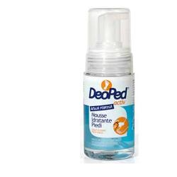 DEOPED ACTIV MOUSSE IDRATANTE PIEDI 125 ML - Farmacia Barni