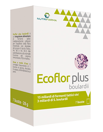 ECOFLOR PLUS 7 BUSTINE 7 G - Farmacia Centrale Dr. Monteleone Adriano