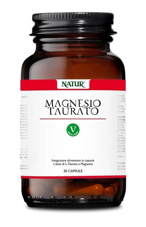 MAGNESIO TAURATO 30 CAPSULE VEGETALI