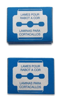 BIFOR PACCHETTO 10 LAME RASOIO - Farmabros.it
