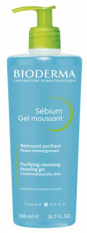 SEBIUM GEL MOUSSANT 500ML - farmaventura.it