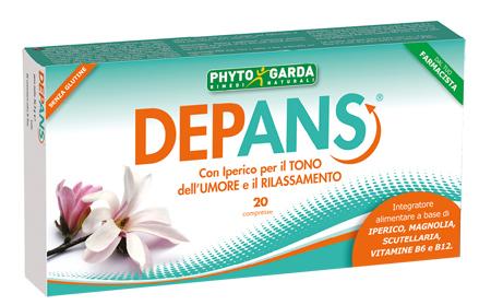 DEPANS 20 COMPRESSE - farmaventura.it