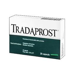 TRADAPROST 20 CAPSULE - Turbofarma.it