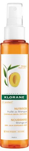 Klorane Trattamento Senza Risciacquo All'Olio di Mango 125ml - Zfarmacia
