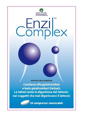 ENZICOMPLEX 24 COMPRESSE - Farmacia Centrale Dr. Monteleone Adriano