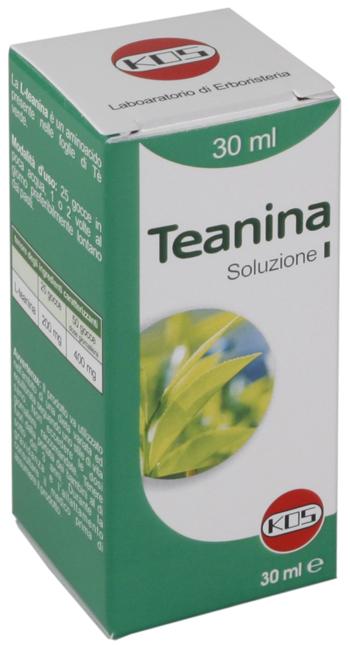 TEANINA GOCCE 30 ML - Zfarmacia