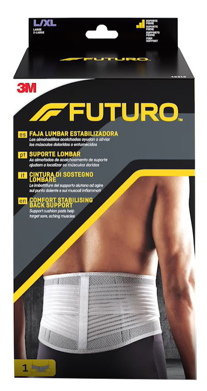 CINTURA SOSTEGNO LOMBARE FUTURO LARGE/EXTRA LARGE
