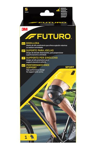 Supporto per ginocchio futuro sport small - latuafarmaciaonline.it