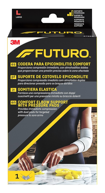 FUTURO GOMITIERA ELASTICA MEDIUM - Farmawing