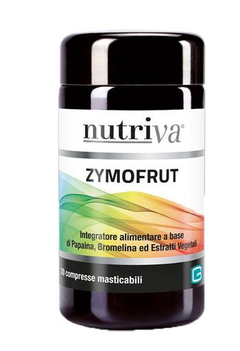 NUTRIVA ZYMOFRUT 30 COMPRESSE MASTICABILI - Farmaseller