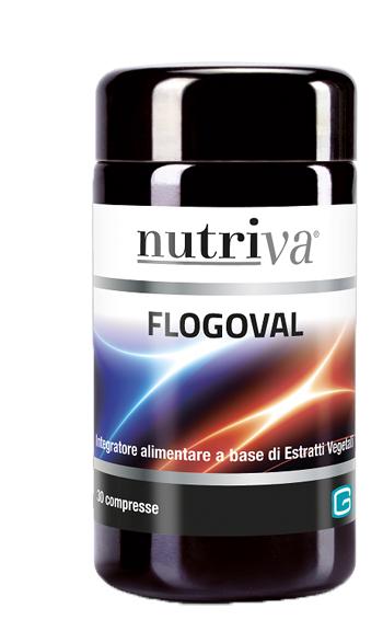 NUTRIVA FLOGOVAL 30 COMPRESSE - SUBITOINFARMA