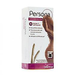 TEST DI OVULAZIONE PERSONA 16STICK - Carafarmacia.it