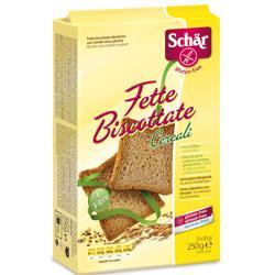 Schar Fette Biscottate Con Cereali Senza Glutine 250g - Farmacia Giotti