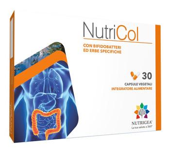 NUTRICOL 30 CAPSULE - Parafarmacia la Fattoria della Salute S.n.c. di Delfini Dott.ssa Giulia e Marra Dott.ssa Michela