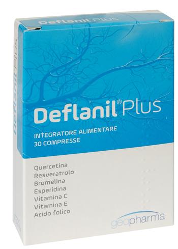 DEFLANIL PLUS 30 COMPRESSE - Farmabellezza.it