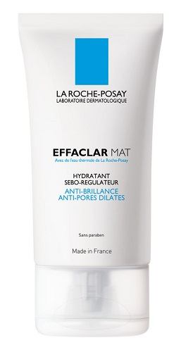 La Roche-Posay Effaclar Mat Sebo Regolatore Pelli Grasse 40 ml - Farmastar.it