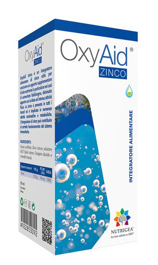 OXYAID ZINCO 50 ML - Farmafirst.it