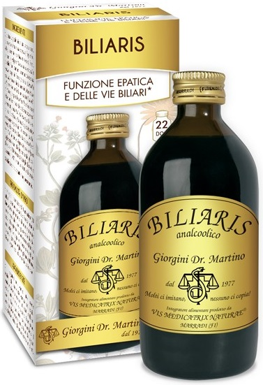 BILIARIS LIQUIDO ANALCOL 500ML prezzi bassi