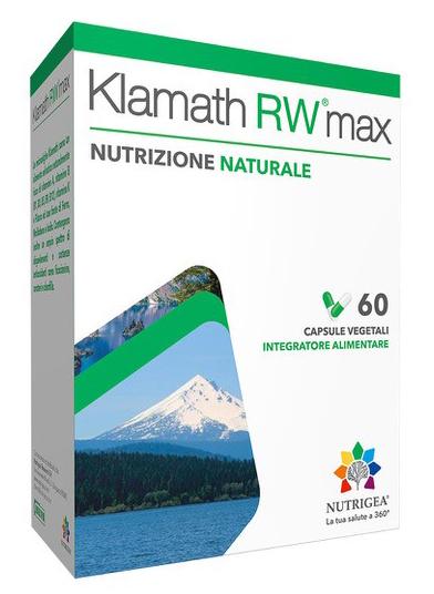KLAMATH RW MAX 60 CAPSULE - SUBITOINFARMA