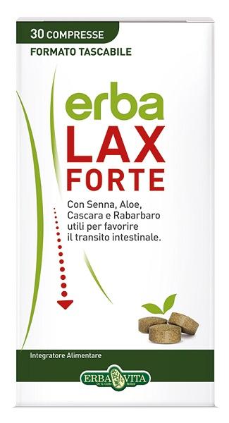 ERBALAX FORTE COMPRESSE 30 COMPRESSE - FARMAEMPORIO