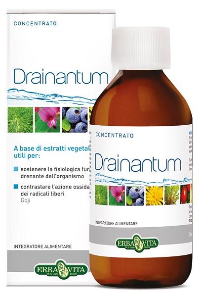 DRAINANTUM CONCENTRATO 200 ML - Farmafamily.it