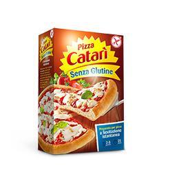 Pizza Catarì Preparato senza Glutine 456g - Arcafarma.it