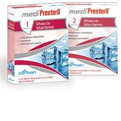 GHIACCIO ISTANTANEO MEDIPRESTERIL 2 BUSTE IN ASTUCCIO - Farmaunclick.it