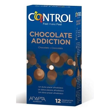 PROFILATTICO CONTROL CHOCOLATE ADDICTION 6 PEZZI - Farmacia 33