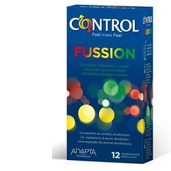 PROFILATTICO CONTROL FUSSION 12 PEZZI - FARMAPRIME