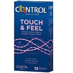 PROFILATTICO CONTROL TOUCH&FEEL 6 PEZZI - Farmaciapacini.it