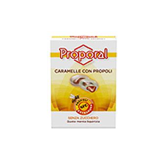 PROPORAL CARAMELLE MENTA LIQUIRIZIA 50 G - FARMAEMPORIO