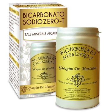 BICARBONATO SODIOZERO T 500 PASTIGLIE - DrStebe
