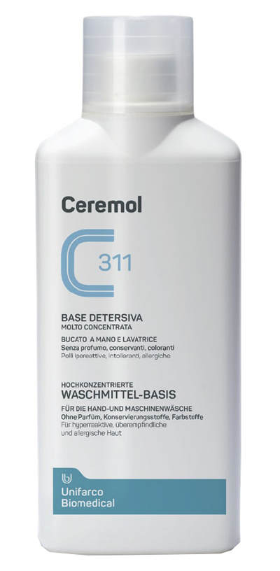 CEREMOL BASE DETERSIVA 500 ML - Farmafamily.it