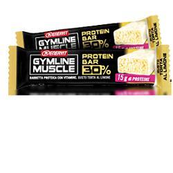 ENERVIT GYMLINE MUSCLE PROTEIN BAR 30% TORTA AL LIMONE 1 PEZZO - Farmacia 33