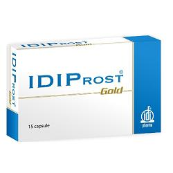 IDIPROST GOLD 15 CAPSULE - Farmawing