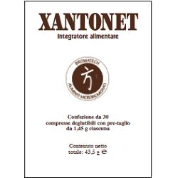 XANTONET 30 COMPRESSE - Spacefarma.it
