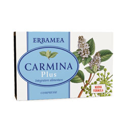 CARMINA PLUS 24 COMPRESSE 19,2 G - Farmapage.it