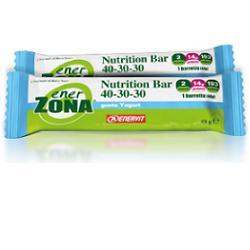 EnerZona Nutrition Bar 40-30-30 Gusto Yogurt 1 Pezzo 48g - Farmaedo.it